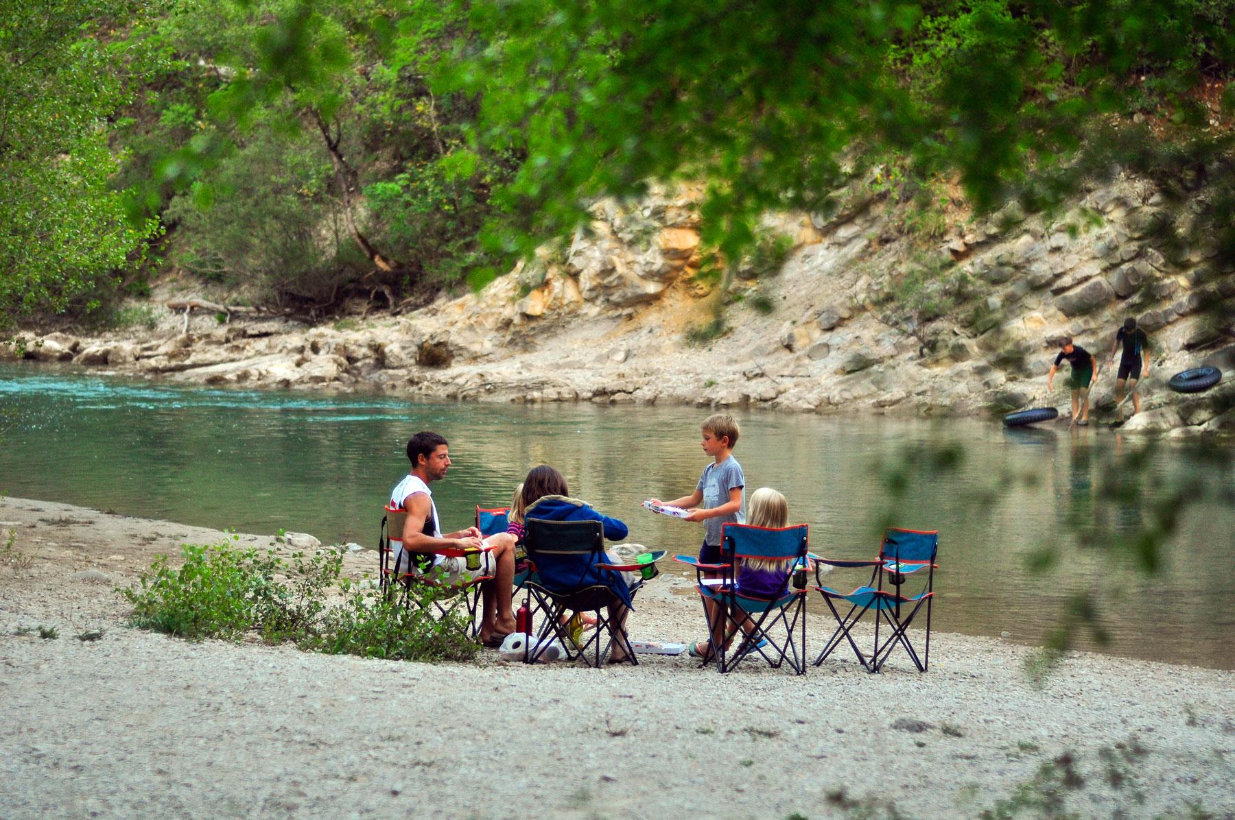 camping castellane