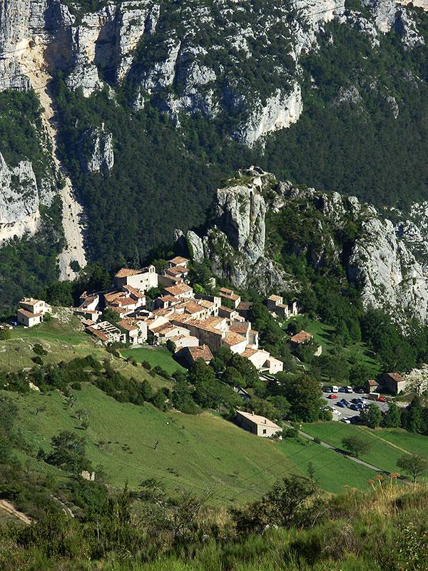 village rougon gorges du verdon