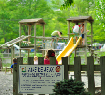 Playground for <strong>childrens</strong>