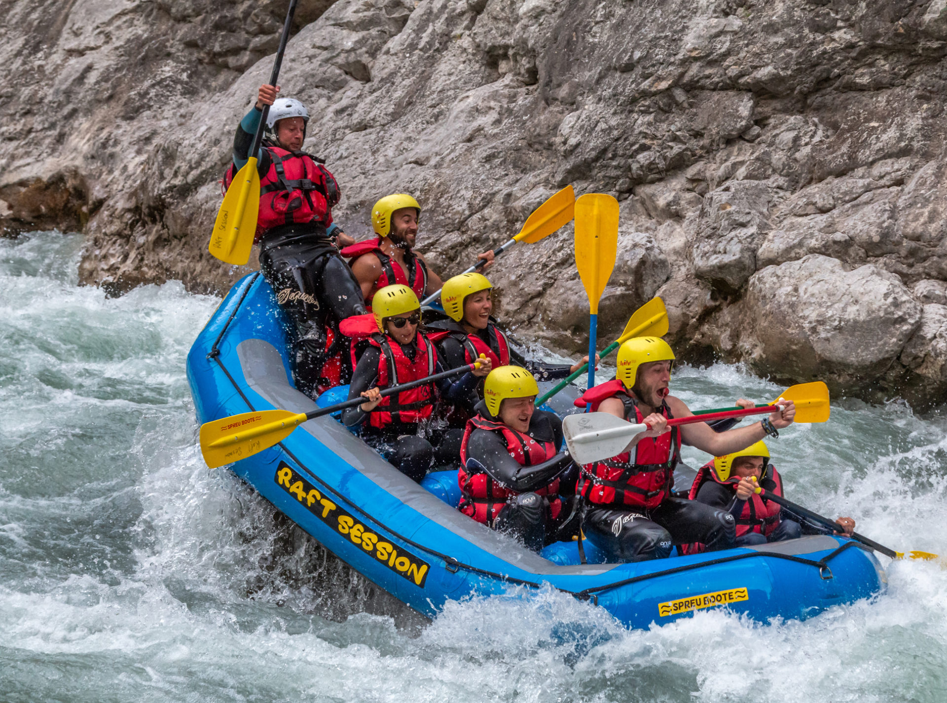 Looking for an <strong>intense weekend</strong> in the Verdon?